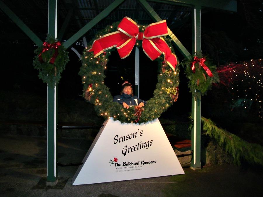 Рождество на острове Ванкувер