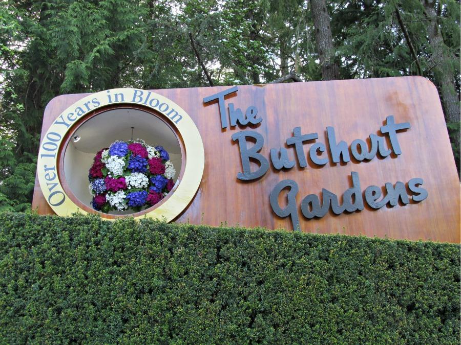 Сады Бучарт