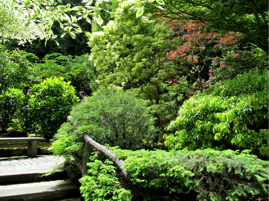 Бучарт сады