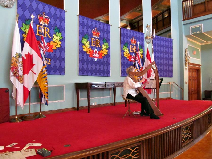Правительственный дом в Виктории