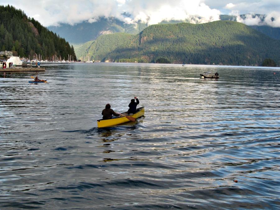 красивые места Ванкувера