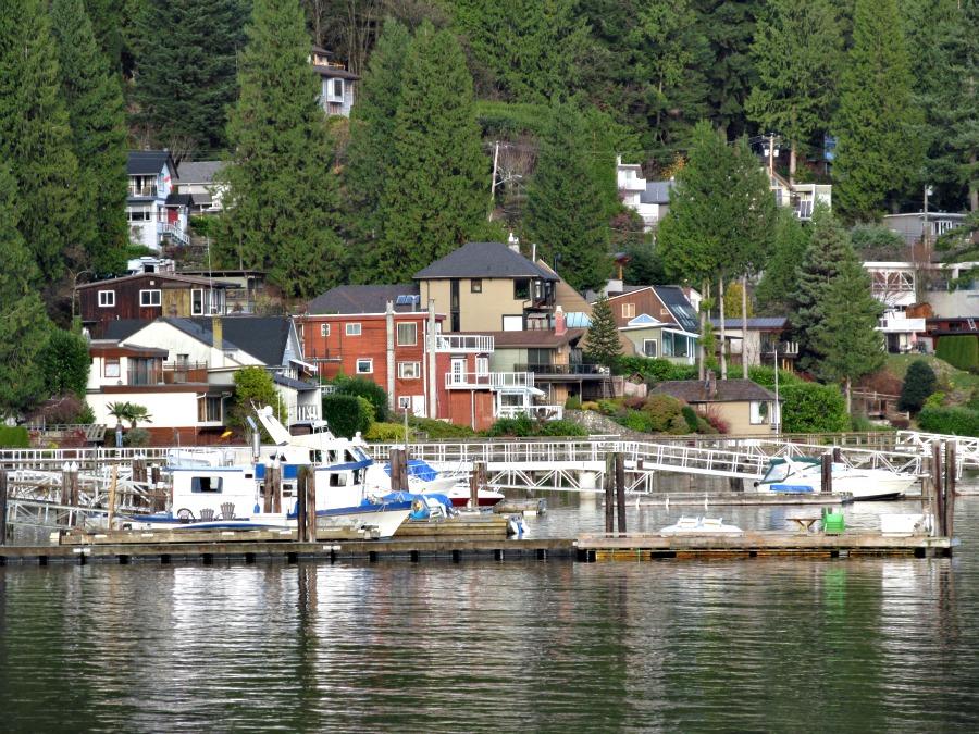 природа Ванкувера