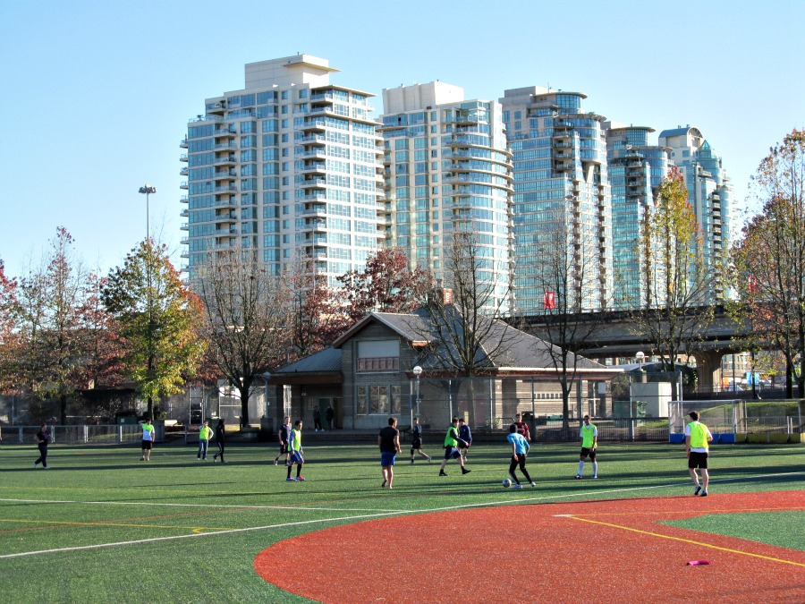 стадионы Ванкувера