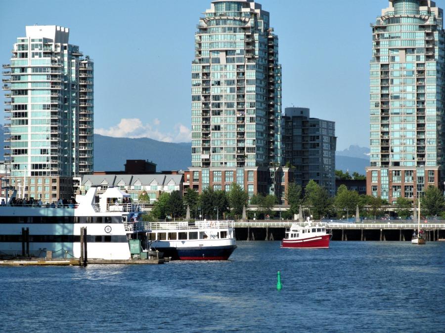 лето в Ванкувере