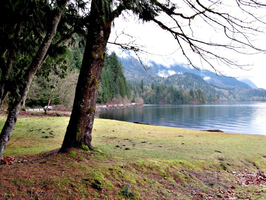 отдых на озере Калтус