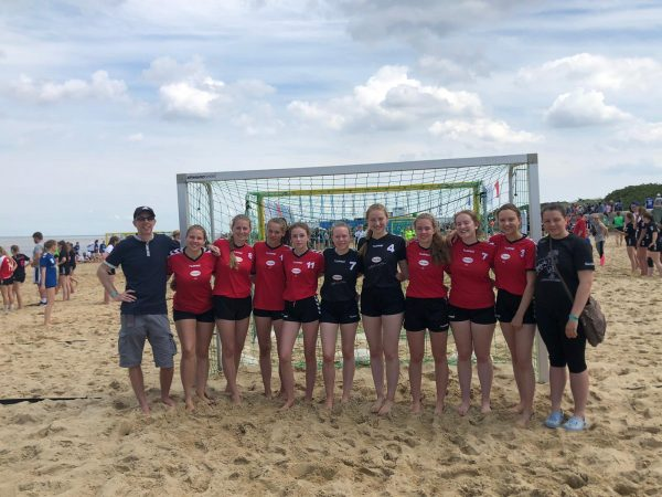 Beachhandball in Cuxhaven  MTV Wisch