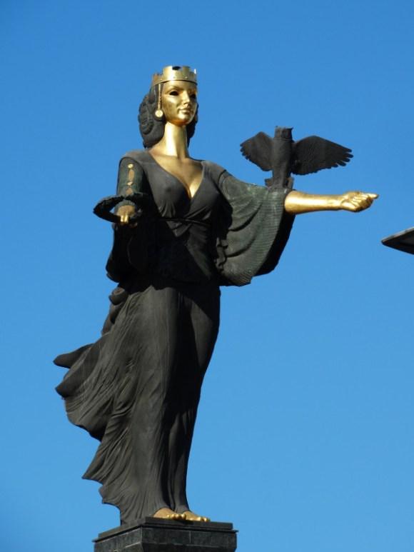 St. Sofia Statue
