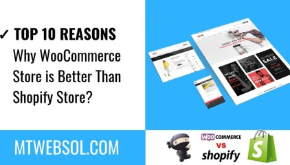 Shopify Store Setup Service by MT Web Sol