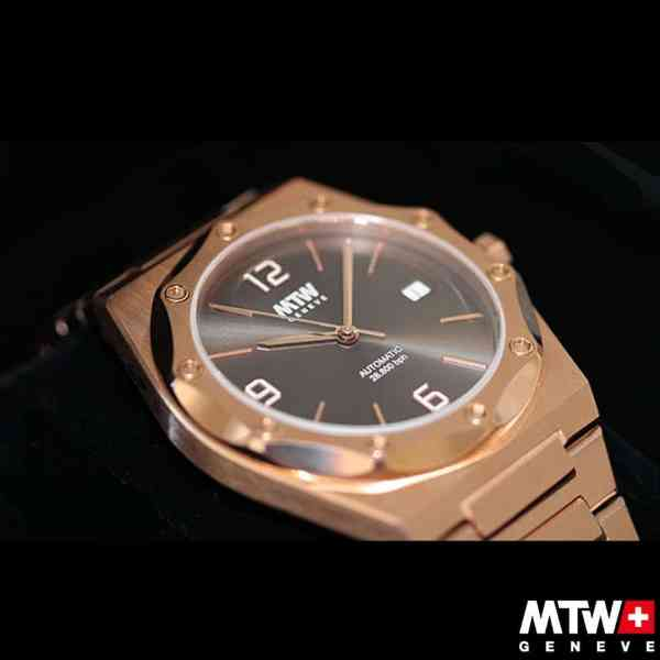 geneve mt4 Swiss made