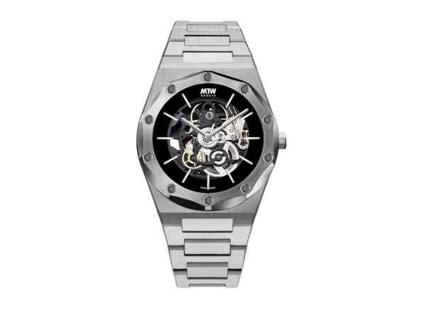 skeleton Geneve watch