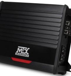 thunder series 500 watt rms class d mono block amplifier mtx audio serious about sound  [ 1228 x 1000 Pixel ]