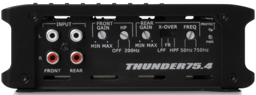 small resolution of thunder series 400 watt rms 4 channel class ab amplifier mtx audio serious about sound