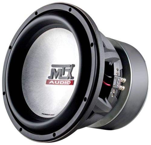 small resolution of 9500 series 15 4 dual voice coil subwoofer mtx audio serious about sound