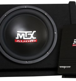tnp112d mtx car subwoofer enclosure and amplifier mtx audio serious about sound  [ 1600 x 955 Pixel ]