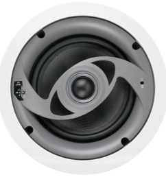 ct625c 6 5 8 ohm in ceiling speaker pair mtx audio serious about sound  [ 993 x 1000 Pixel ]