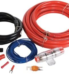 mtx streetwires zn1k 04 4 awg amplifier kit [ 1430 x 1000 Pixel ]