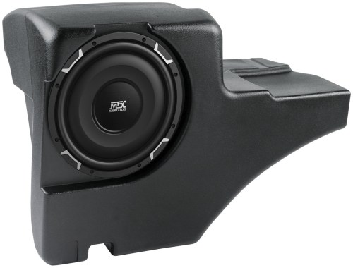 small resolution of chevrolet tahoe 2001 2006 thunderform custom amplified subwoofer enclosure mtx audio serious about sound