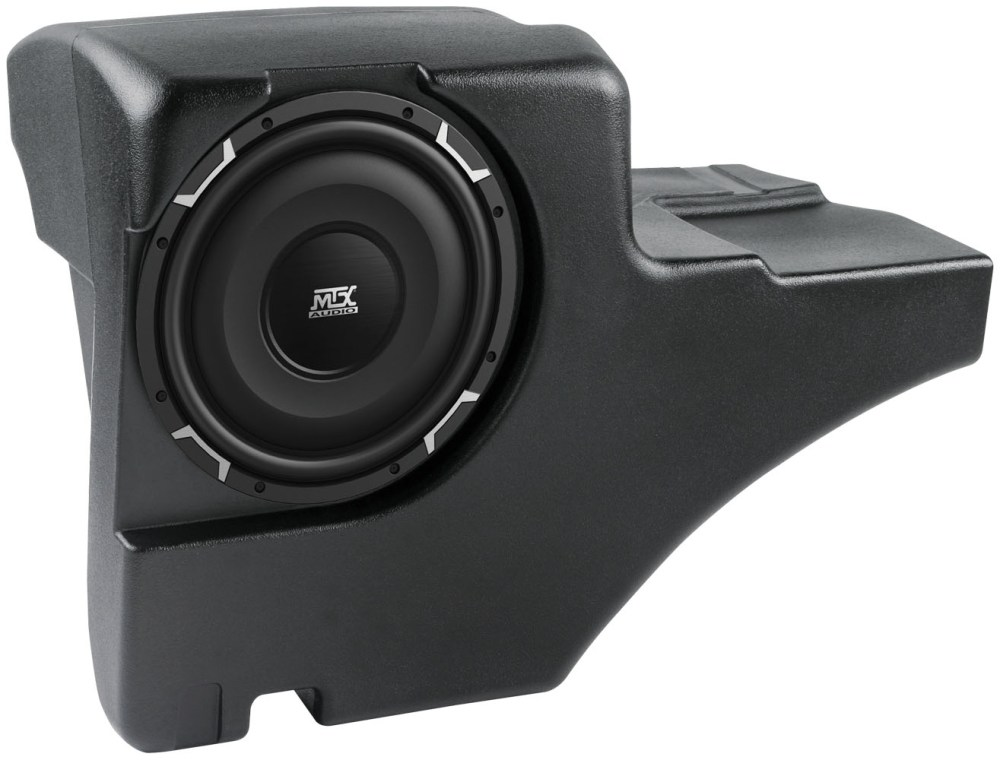 medium resolution of chevrolet tahoe 2001 2006 thunderform custom subwoofer enclosure mtx audio serious about sound