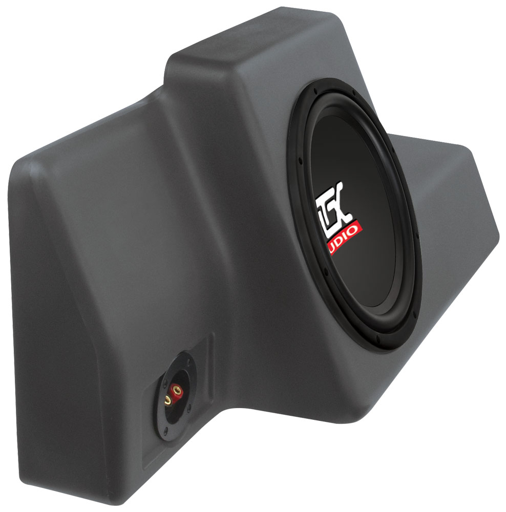hight resolution of ford ranger regular cab 1998 2011 thunderform amplified custom subwoofer enclosure mtx audio serious about sound