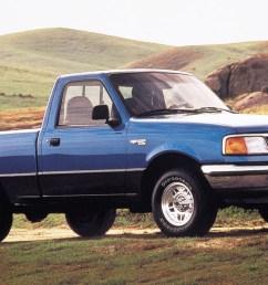 ford ranger regular cab 1993 1997 thunderform custom subwoofer enclosure mtx audio serious about sound  [ 1600 x 1000 Pixel ]