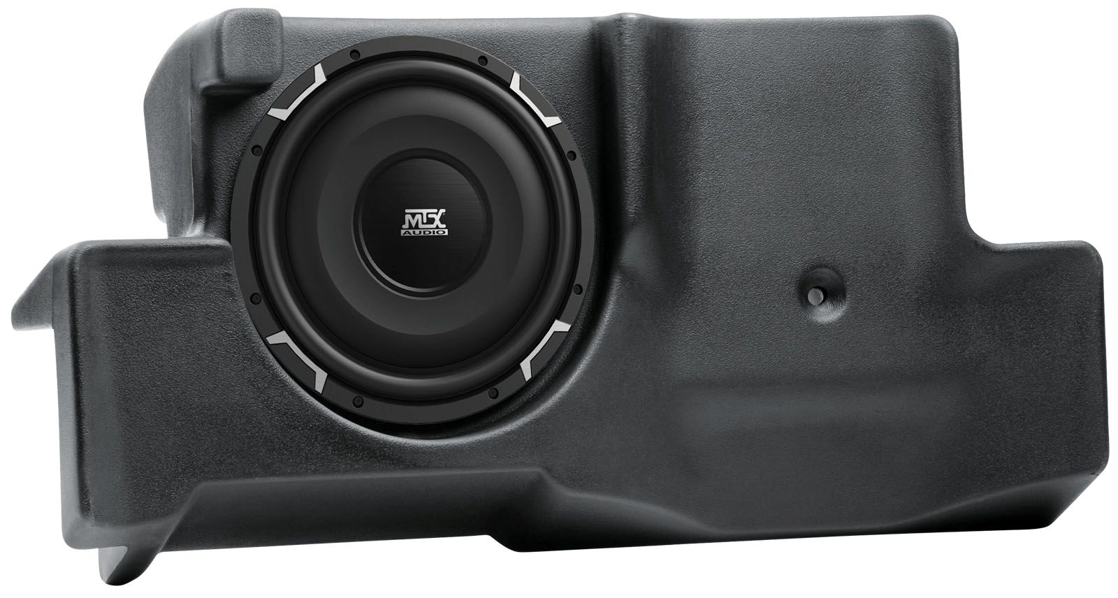 hight resolution of ford explorer sport trac 2001 2010 thunderform custom amplified subwoofer enclosure mtx audio serious about sound