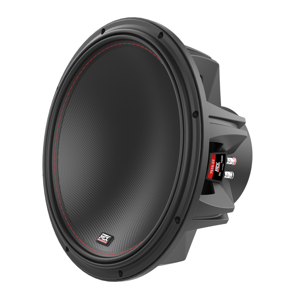 medium resolution of 75 series 15 2 dual voice coil subwoofer mtx audio serious about sound