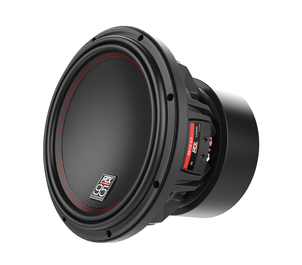 medium resolution of 95 series 12 2 dual voice coil subwoofer mtx audio serious about sound