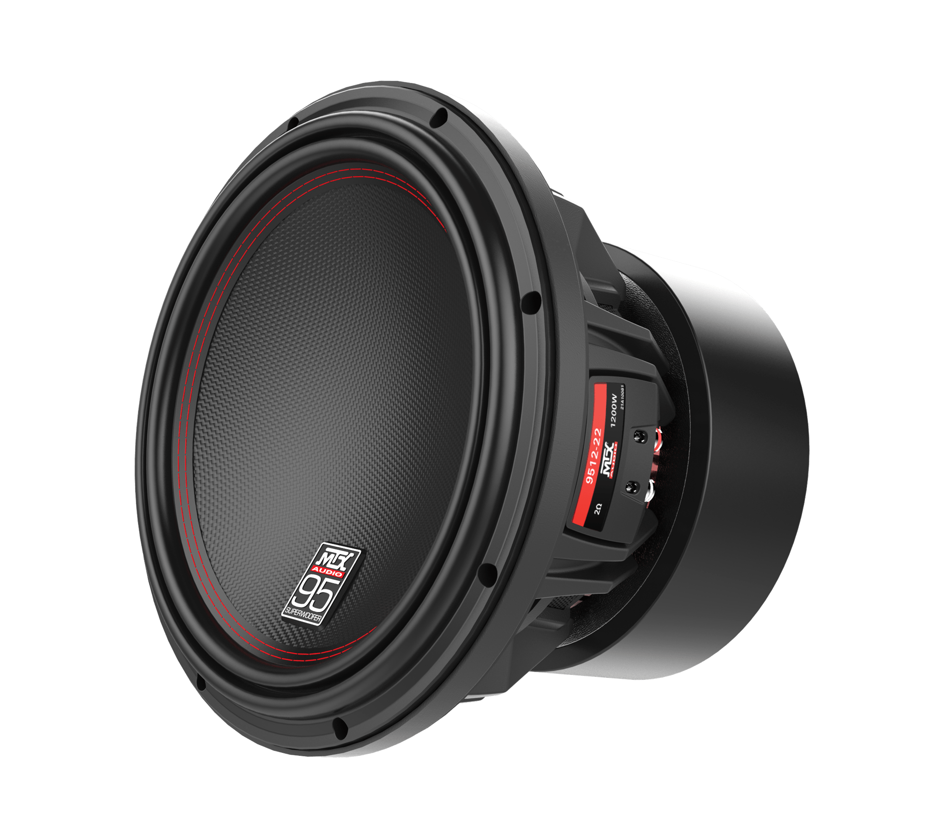 hight resolution of 95 series 12 2 dual voice coil subwoofer mtx audio serious about sound