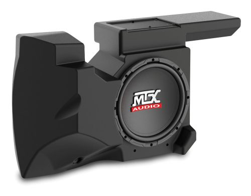 small resolution of rzrxp 10 amplified subwoofer enclosure for use on select polaris rzr models mtx audio serious about sound