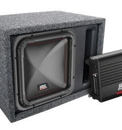 s6512 44 thunder500 1 and vented enclosure bass pacakge mtx audio serious about sound  [ 1920 x 1381 Pixel ]