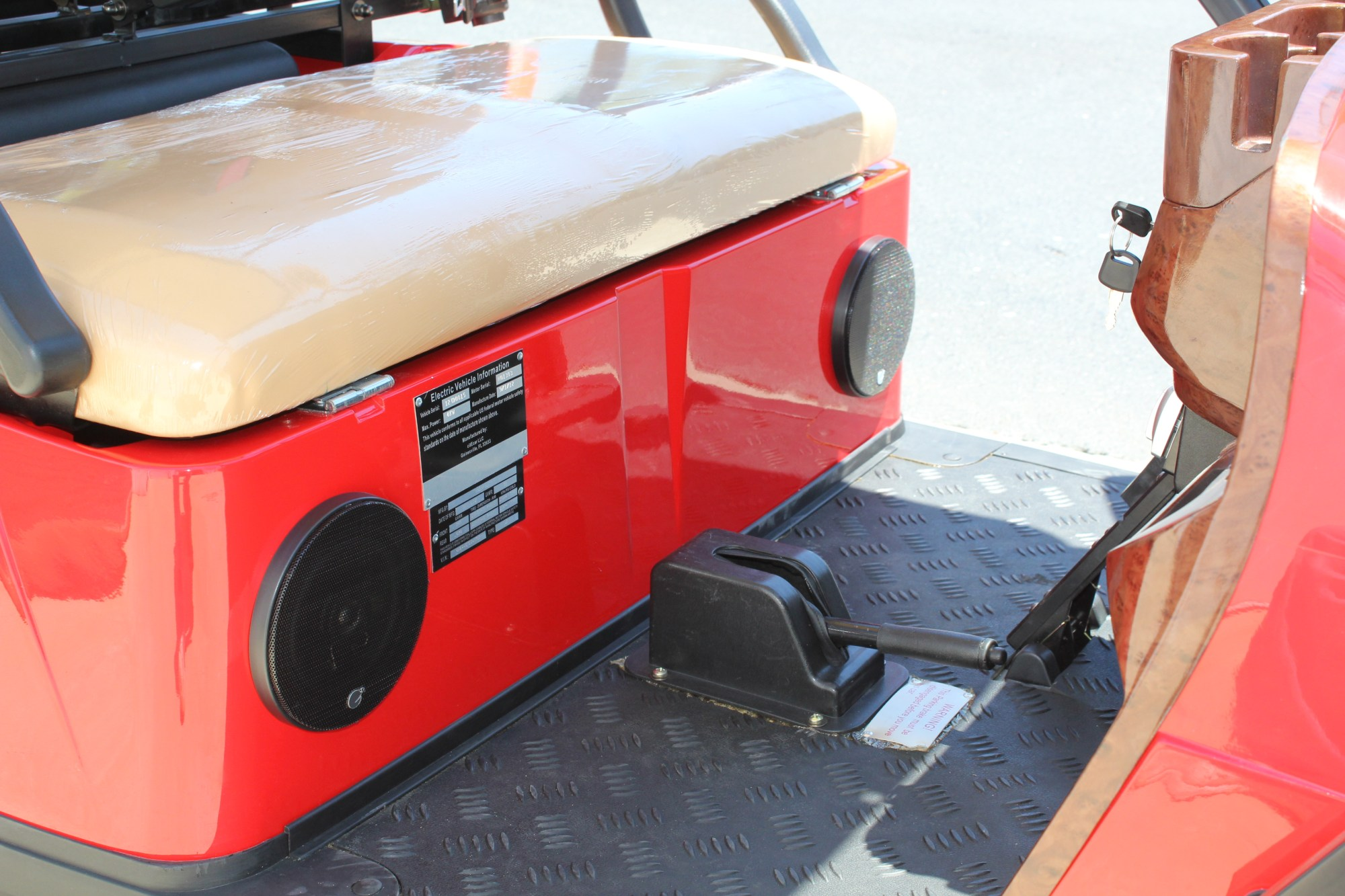 hight resolution of golf cart audio systems