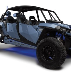 blue thunder polaris rzr [ 1920 x 1232 Pixel ]