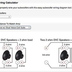 Wiring Diagram Car Audio Speakers Service Entrance Two Common Amplifier Power Mistakes Mtx Serious About Subwoofer Example 2
