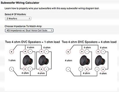 car sub wiring diagram 2005 civic fuse box two common amplifier power mistakes mtx audio serious about subwoofer example