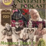 MUP 120 – Monster Bash 2 – Mythos Bugaloos