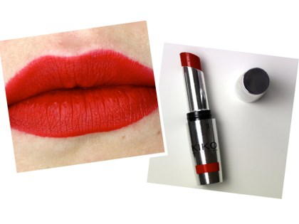 KIKO-Lipstick-in-Poppy-Red