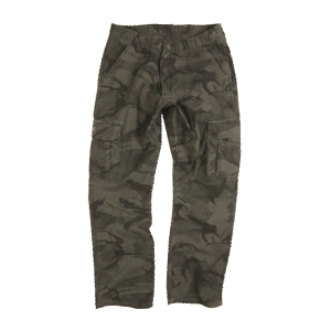 Men's Cotton Casual Military