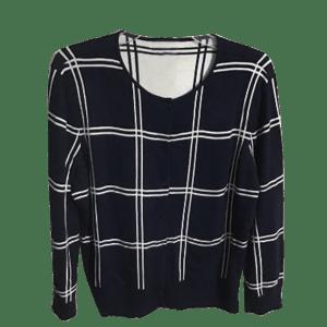 Girl's Big Long Sleeve Sweater