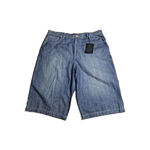 Men's Classic Relaxed Denim Shorts