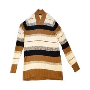 Men's Knitted Sweaters Casual V-neck Slim