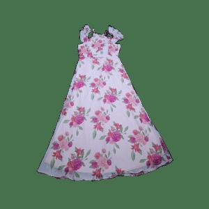 Women's Georgette Long Dress