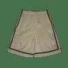 Men's Solid Swim Shorts