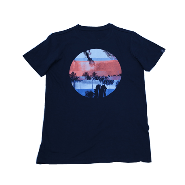 Men's Fashionable Round Neck T-Shirt