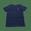 Men's Short Sleeve Striped T