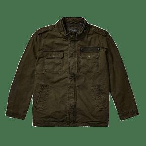 Men's Cotton Epaulets Jacket