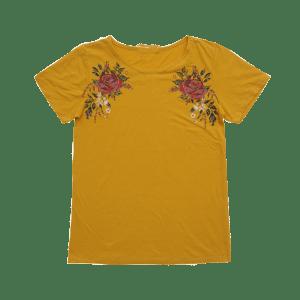 Women's Floral Print T-Shirt