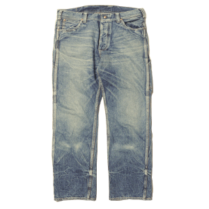 Men's 5 Pockets Relaxed Fit Jean