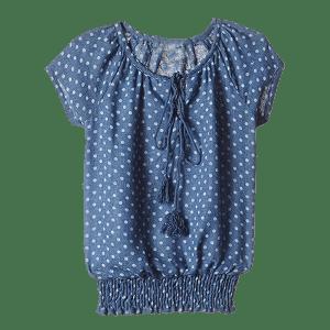 Girl's Smocking Dress