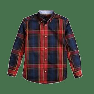 Boy's Long Sleeve Shirt