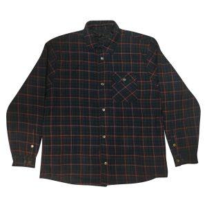 Yarn dyed Flannel Shirt